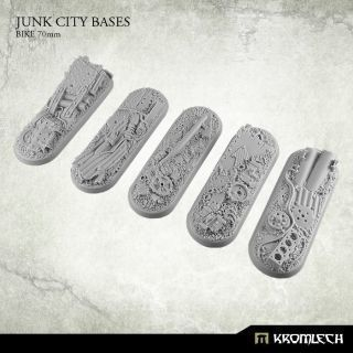 JUNK CITY BASES BIKE 70MM