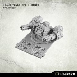 LEGIONARY PAC TURRET: TWIN MINIGUN