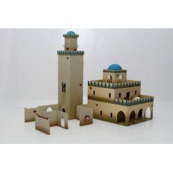 Mosque & Minaret scenery 32mm / 28mm