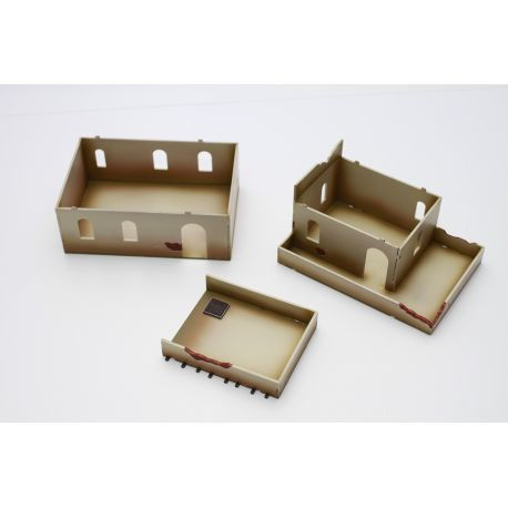 North Africa Building Set 1