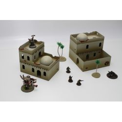 North Africa Building Set 2