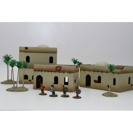 North Africa Building Set 3