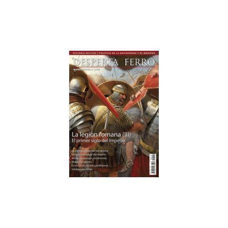 La legión romana (III) - El primer siglo del Imperio