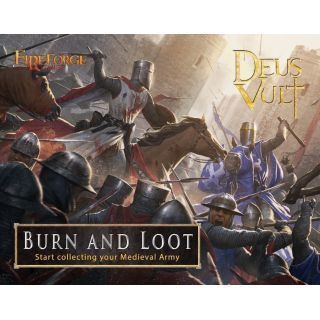 Burn & Loot Starting Set