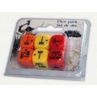 Conan: Dice Set - EN