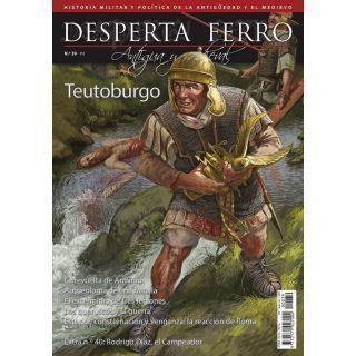 Desperta Ferro Antigua y Medieval n.º39: Teutoburgo