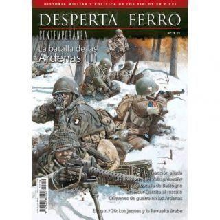 Desperta Ferro Contemporánea n.º 19: La batalla de las Ardenas (II): el contraataque aliado