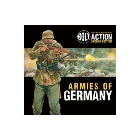 ARMIES OF GERMANY SECOND EDITION