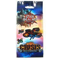 STAR REALMS: CRISIS: Bases & Battleships (ES)