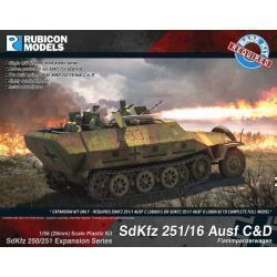 SdKfz 250/251 Expansion - 251/16 Ausf C/D