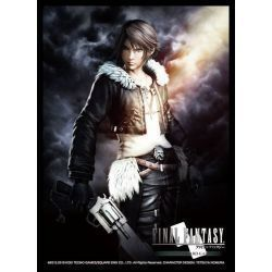 FUNDAS FINAL FANTASY TCG SQUALL (60)