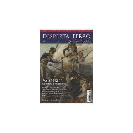 Rusia 1812 (II) - La batalla de Borodinó