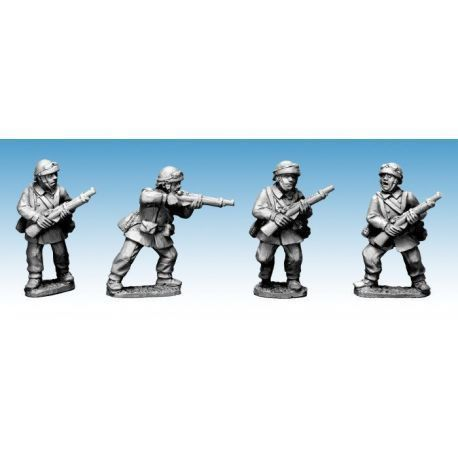 French Dragons Portés Riflemen (II)