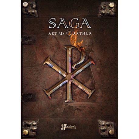 SAGA: Aetius & Arthur Supplement (ENG)