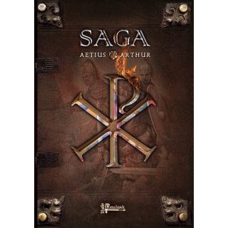 SAGA: Aetius & Arthur Supplement (ENG)