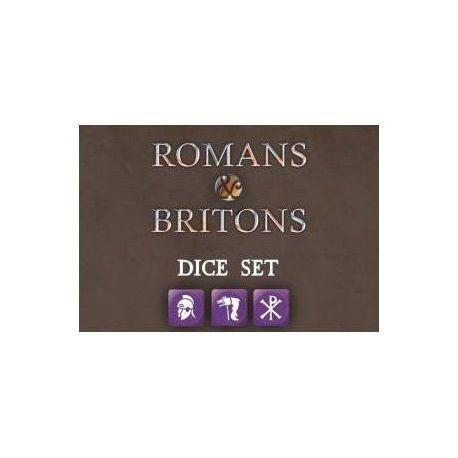 Saga Roman & Briton Dice