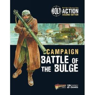 Bolt Action: Battle of the Bulge (ENG)