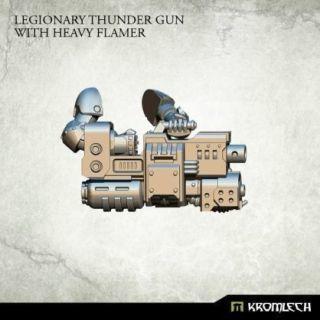 LEGIONARY HEAVY THUNDER GUN WITH HEAVY
