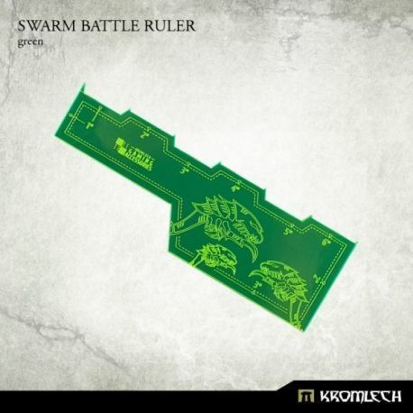 SWARM BATTLE RULER GREEN