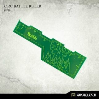 ORC BATTLE RULER GREEN