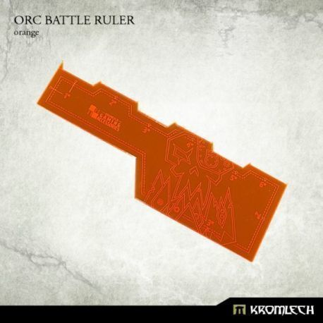 ORC BATTLE RULER ORANGE