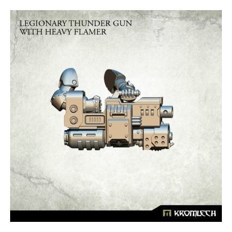 LEGIONARY HEAVY THUNDER GUN WITH HEAVY