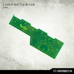 CHAOS BATTLE RULER GREEN