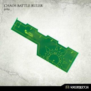 CHAOS BATTLE RULER GREEN