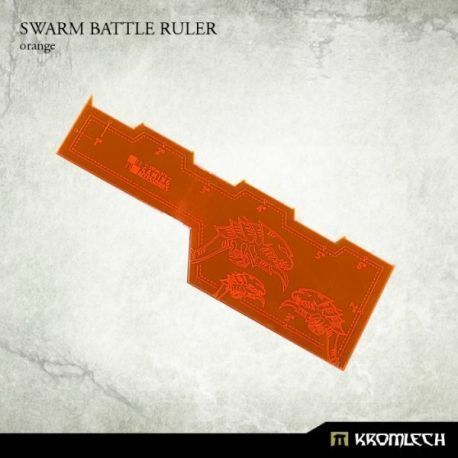 SWARM BATTLE RULER ORANGE