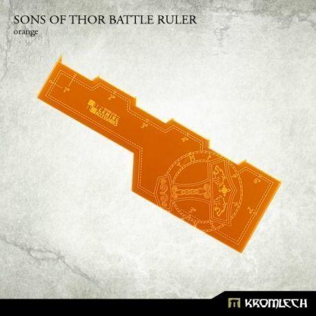 SONS OF THOR BATTLE RULER ORANGE
