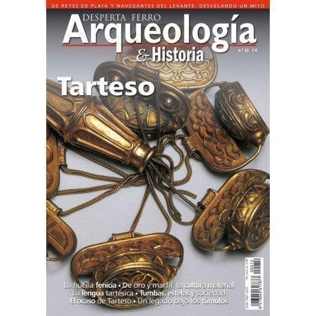Arqueología e historia 12 Tarteso