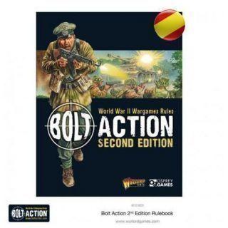 Bolt Action 2 Reglamento (Castellano) + Patton