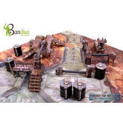 Industry Of Murder Table Bundle scenery scifi 32mm
