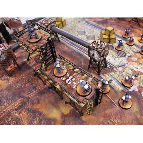 Industry Or Murder Industrial Pack
