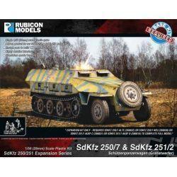 Rubicon Plastic - SdKfz Expansion - 250/7 & 251/2