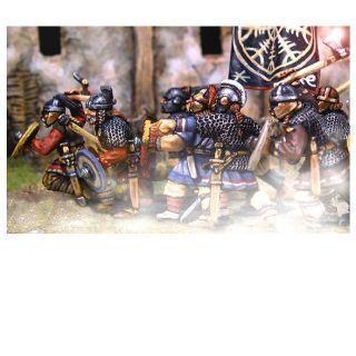 Aetius & Arthur - Saxon Warband