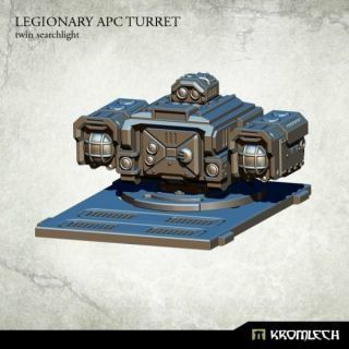 Legionary APC Turret: Twin Searchlights