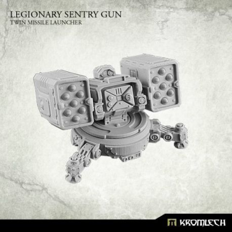 Legionary Sentry Gun: Twin Missile Launcher