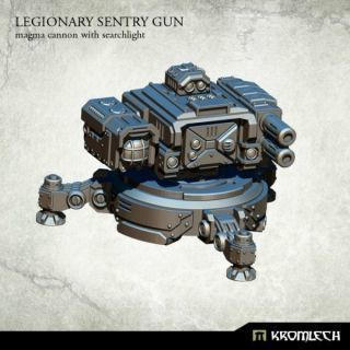 Legionary Sentry Gun: Magma Cannon with Searchlight