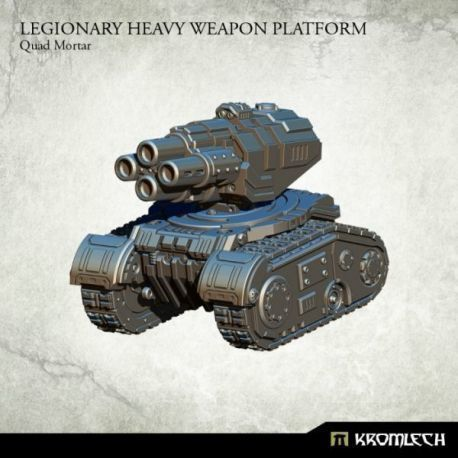 Legionary Heavy Weapon Platform: Quad Mortar
