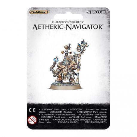 KHARADRON OVERLORDS AETHERIC-NAVIGATOR
