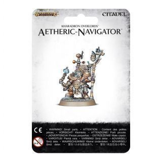 KHARADRON OVERLORDS AETHERIC-NAVIGATOR