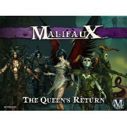 THE QUEEN RETURNS - TITANIA BOX SET