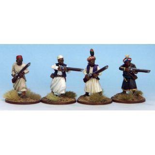 Ruga-Ruga Musketmen III