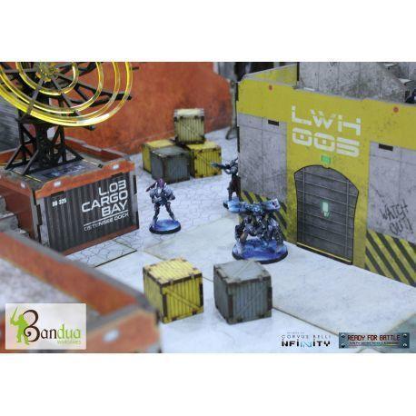 Black Market Docks Infinity Table