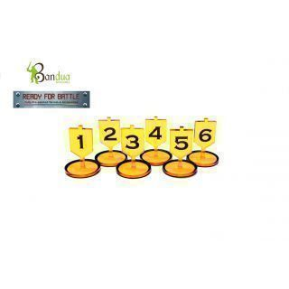 Tokens Objective Yellow compatible con 40k