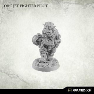 ORC JET FIGHTER PILOT