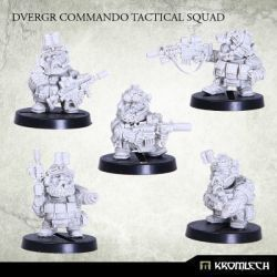 DVERGR COMMANDO TACTICAL SQUAD
