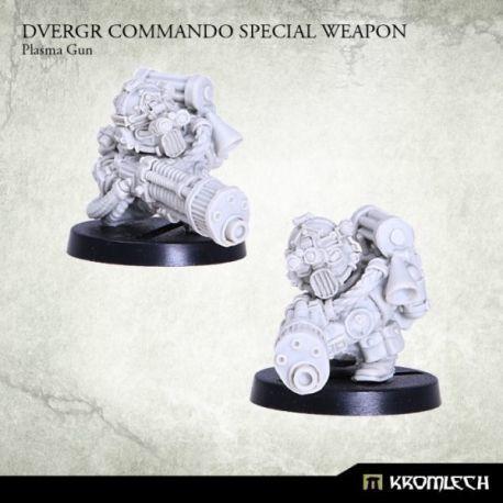 DVERGR COMMANDO SPECIAL WEAPON: PLASMA GUN