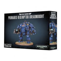 DREADNOUGHT REDENTOR PRIMARIS DE LOS MAR